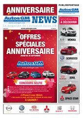 AUTOS GM NEWS